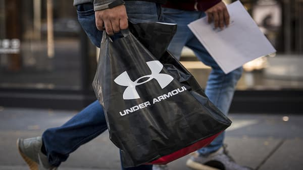 Under Armour's quarter 'in line with expectations,' says analyst