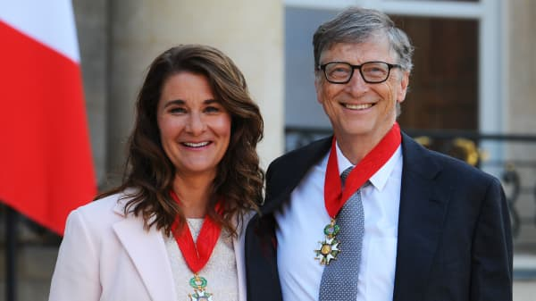 Bill and Melinda Gates say it's unfair that they have so much wealth