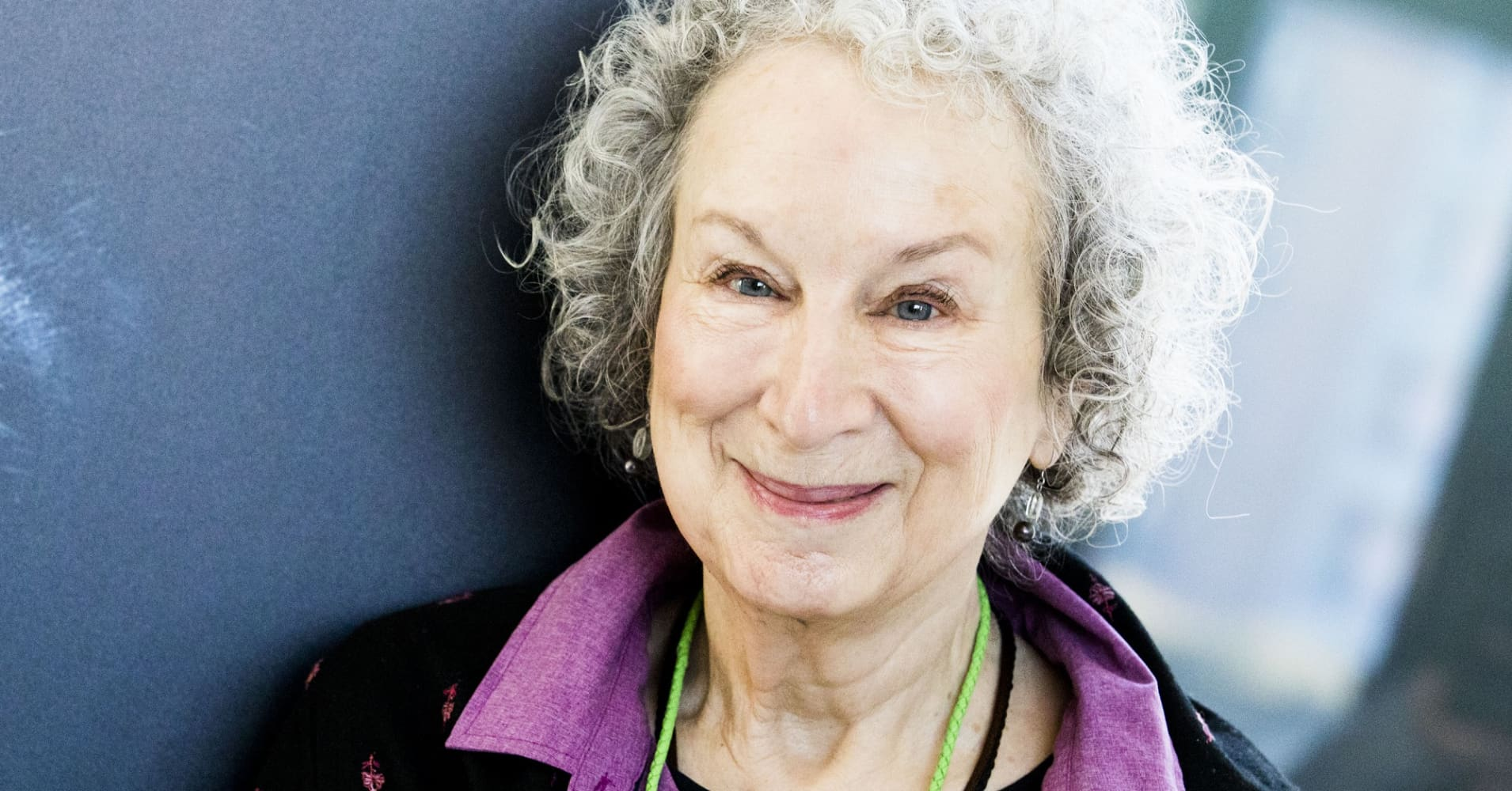 Margaret: 'Handmaid's Tale' Author Margaret Atwood Still Worries