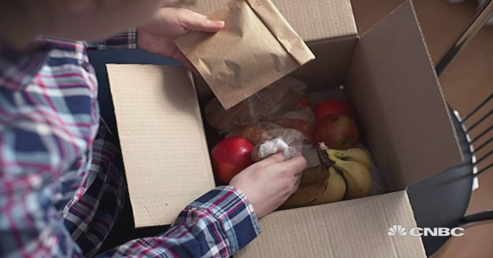 Trump wants to replace food stamps with Blue Apron-style food service