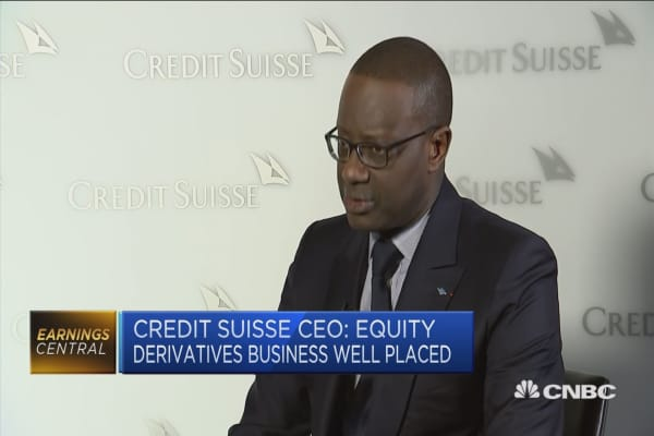 XIV was for sophisticated daily trading only: Credit Suisse CEO