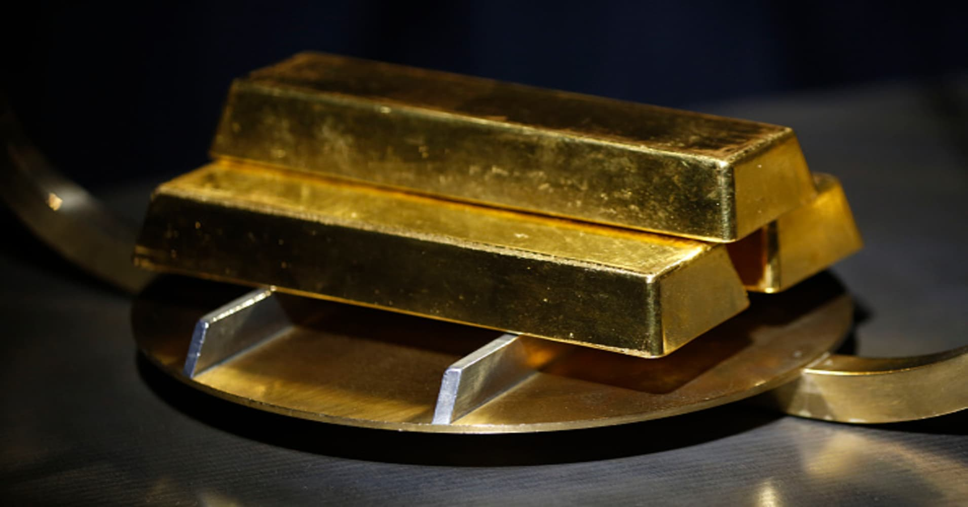 Wall street eyes gold as inflation stirs futures near multi year gold on pace for best day of 2018 buycottarizona