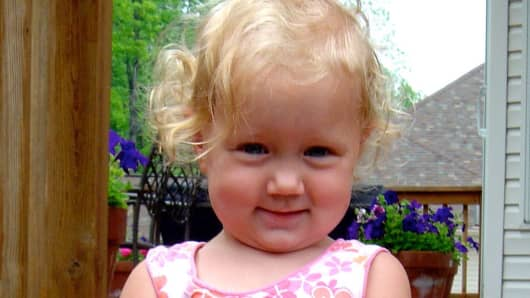 Emily Jerry was two years old when she lost her life after a pharmacy technician filled her intravenous bag with more than 20 times the recommended dose of sodium chloride.