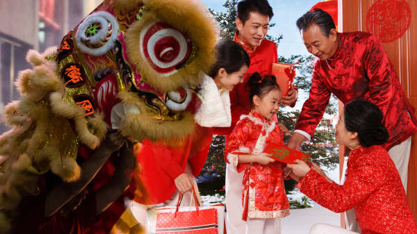 chinese new year means a spending spree across east asia