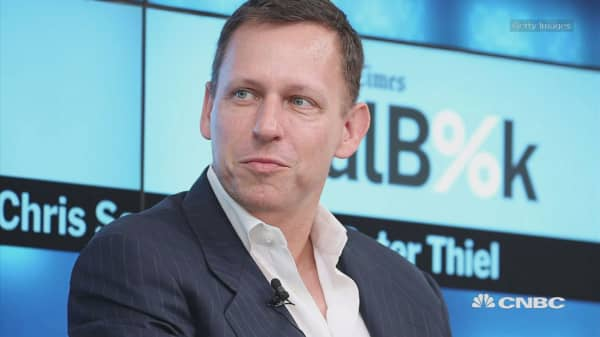 Peter Thiel is reportedly exiting Silicon Valley, and may resign from Facebook's board