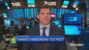 Breaking down the market rebound