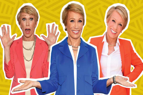 Barbara Corcoran: Here's how to make sure your kids don't grow up spoiled
