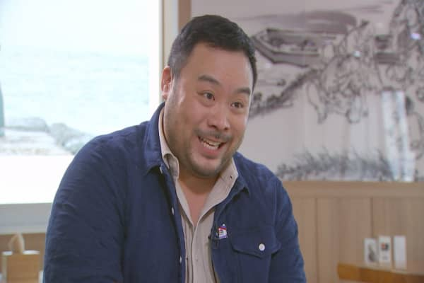 Momofuku's David Chang talks Netflix and business