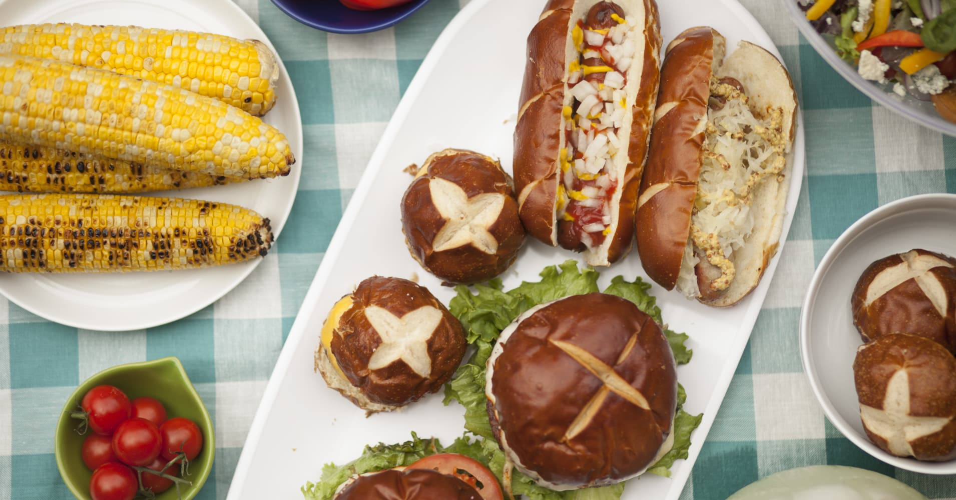 Appearances on Top Chef and on the plate of a high-end New York City sushi chef have brought 15 minutes of fame to Miller Baking's Pretzilla bun. The industrial bakery is planning to make the fame last: It's overhauled operations to focus on pretzel bread, or bust.