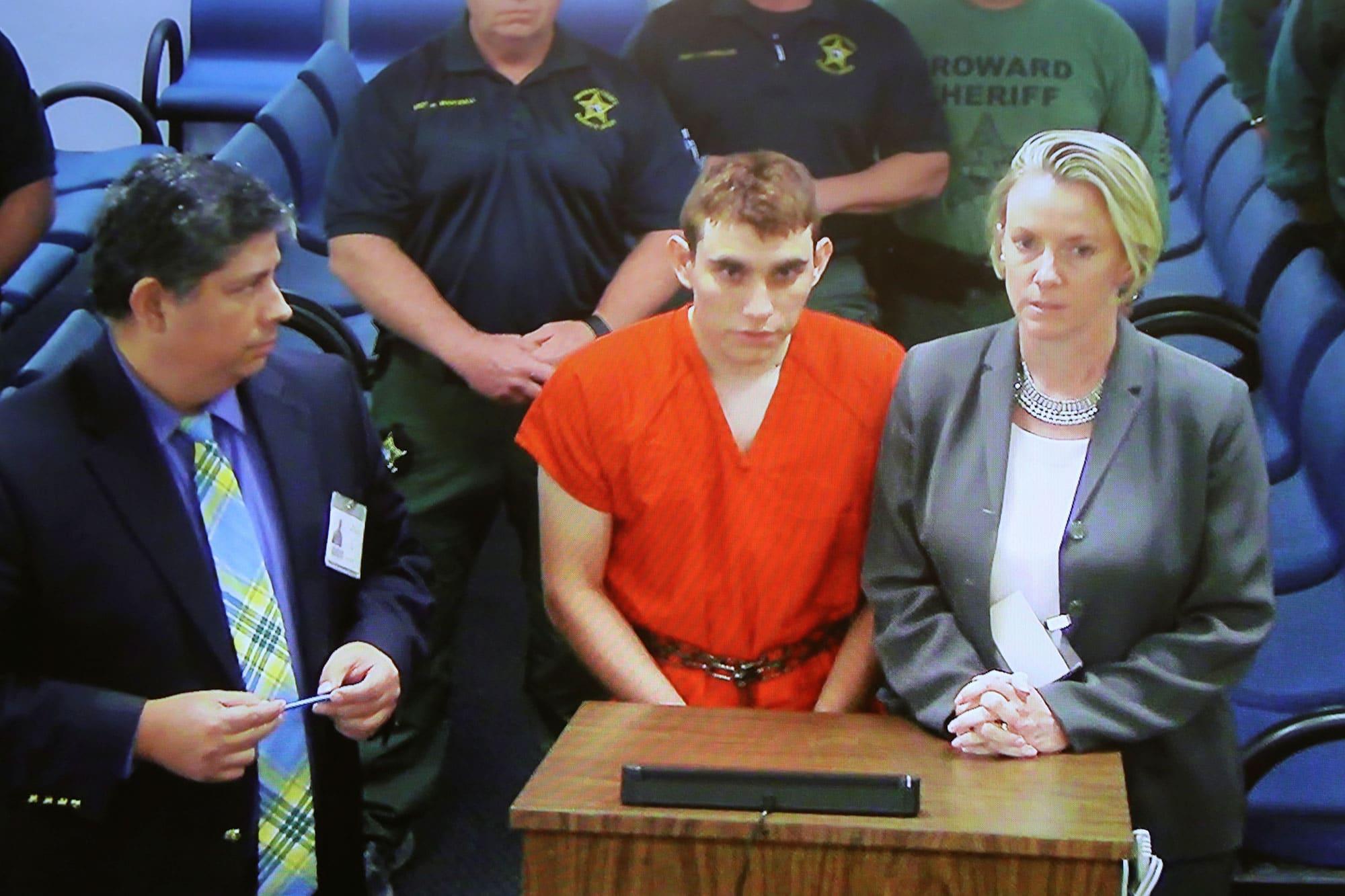 Florida shooting suspect Nikolas Cruz poised for 800,000 inheritance recommend