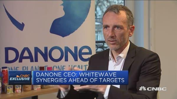 Danone CEO: