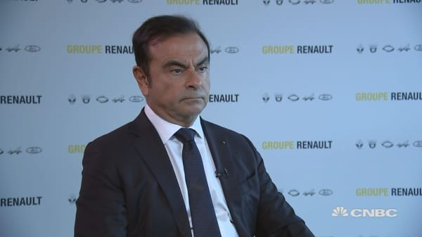 Tech like autonomous cars will cover all companies: Renault CEO