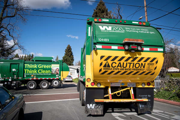 Waste Management CEO: We're a good barometer for the economy