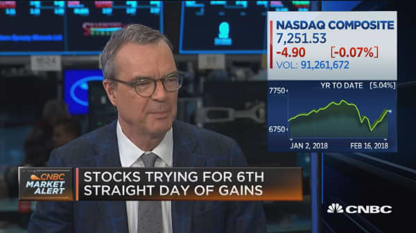 NYT's Jim Stewart: Sometimes you have to rebalance every week