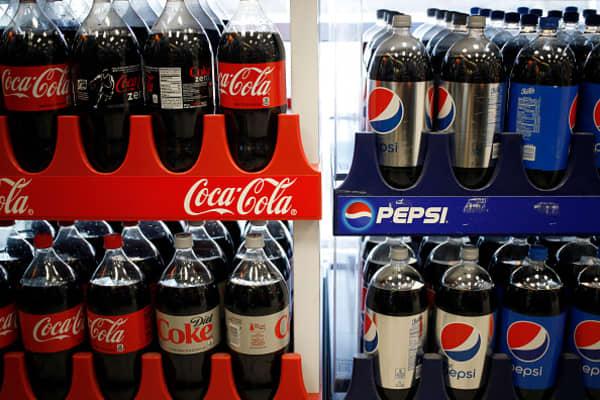 Jim Cramer: Cola wars have ended, so everyone's making money
