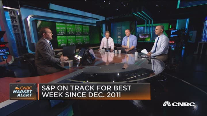 Market rebound does not mean risk is eliminated: Trader