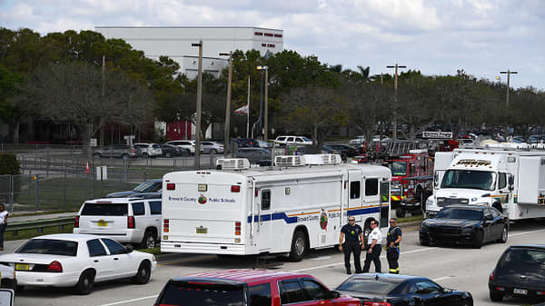 FBI: Protocol not followed in Florida shooter case