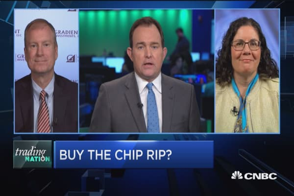 Trading Nation: These investors are buying into the chip rip