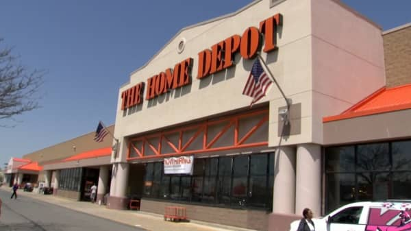 Here's why Dow stock Home Depot's a 'buy' ahead of earnings