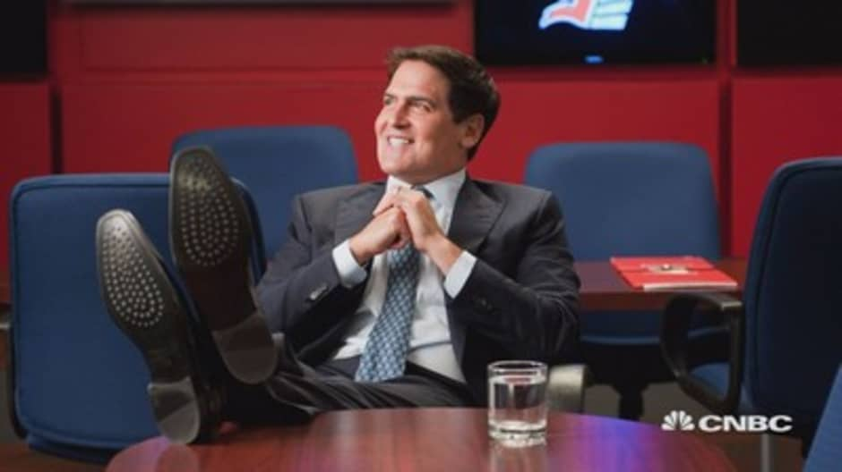 Billionaire Mark Cuban: 'One of the great lies of life is follow your passions'