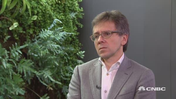 Bremmer on 'No one is talking about China'