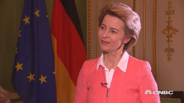 Cyber threats biggest threat to stabililty: German defense minister
