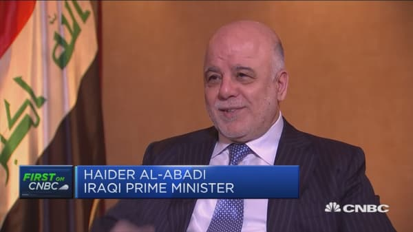 Iraq PM: Iran committed to bringing investment to Iraq