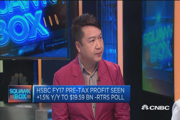 This Hong Kong investor says 'you can't find any other bank like HSBC'