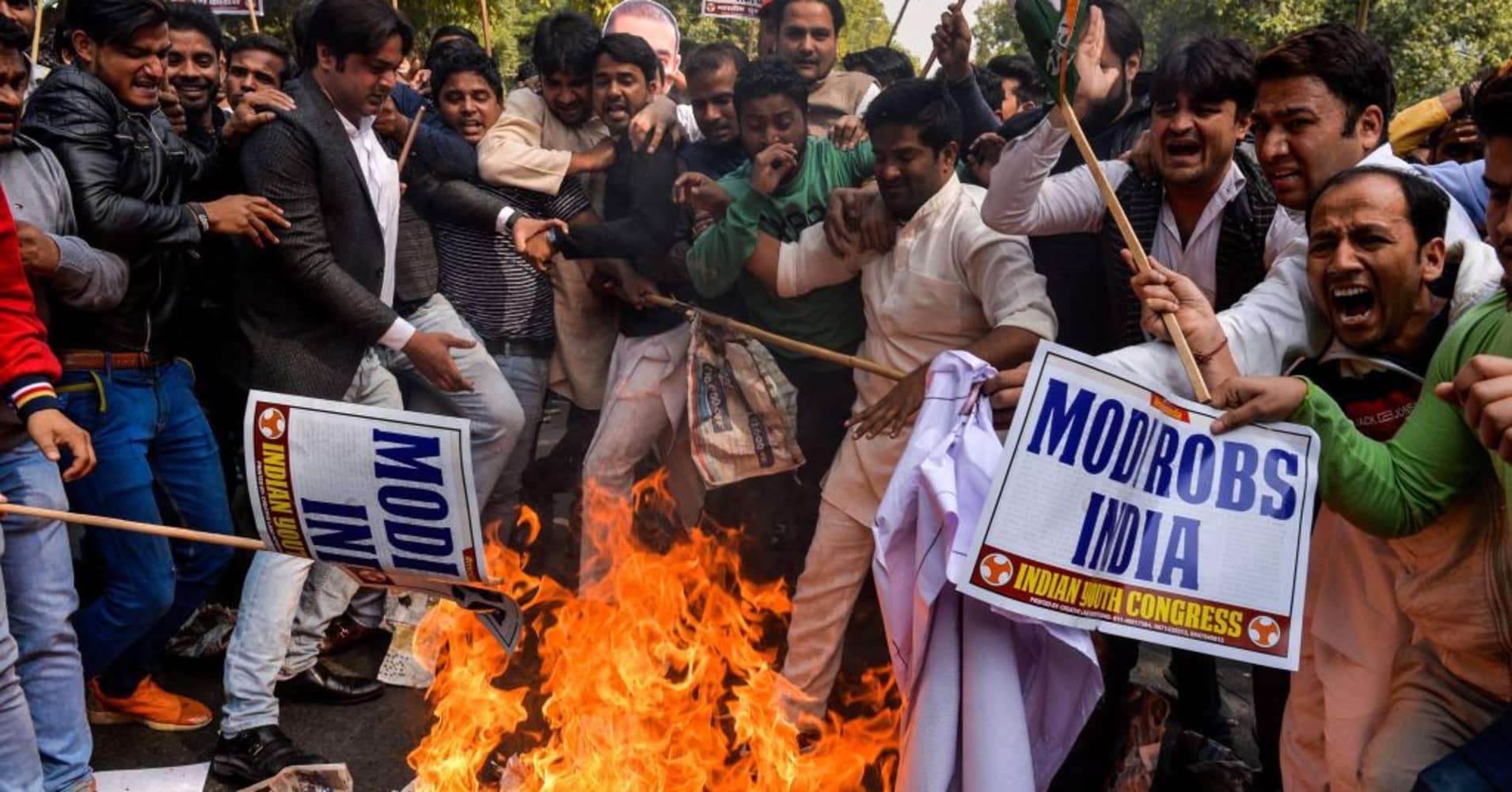 Indian billionaire jeweller denies involvement in $1.8 billion bank fraud case
