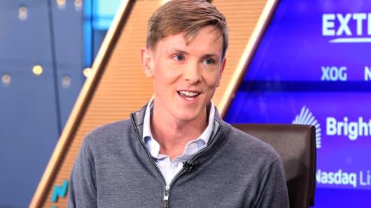 Chris Hughes, co-founder of Facebook.