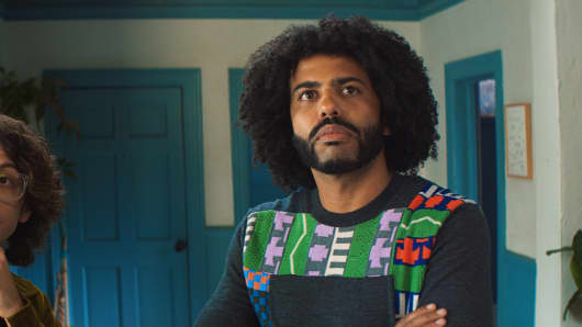 Zelle plans to air more 3,000 TV ads in the first quarter of 2018 featuring Hamilton star Daveed Diggs.
