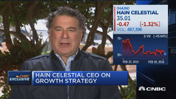 Hain Celestial CEO: E-commerce will be a big part of our growth
