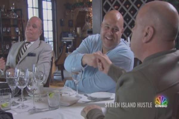 These five Staten Island friends were born to hustle