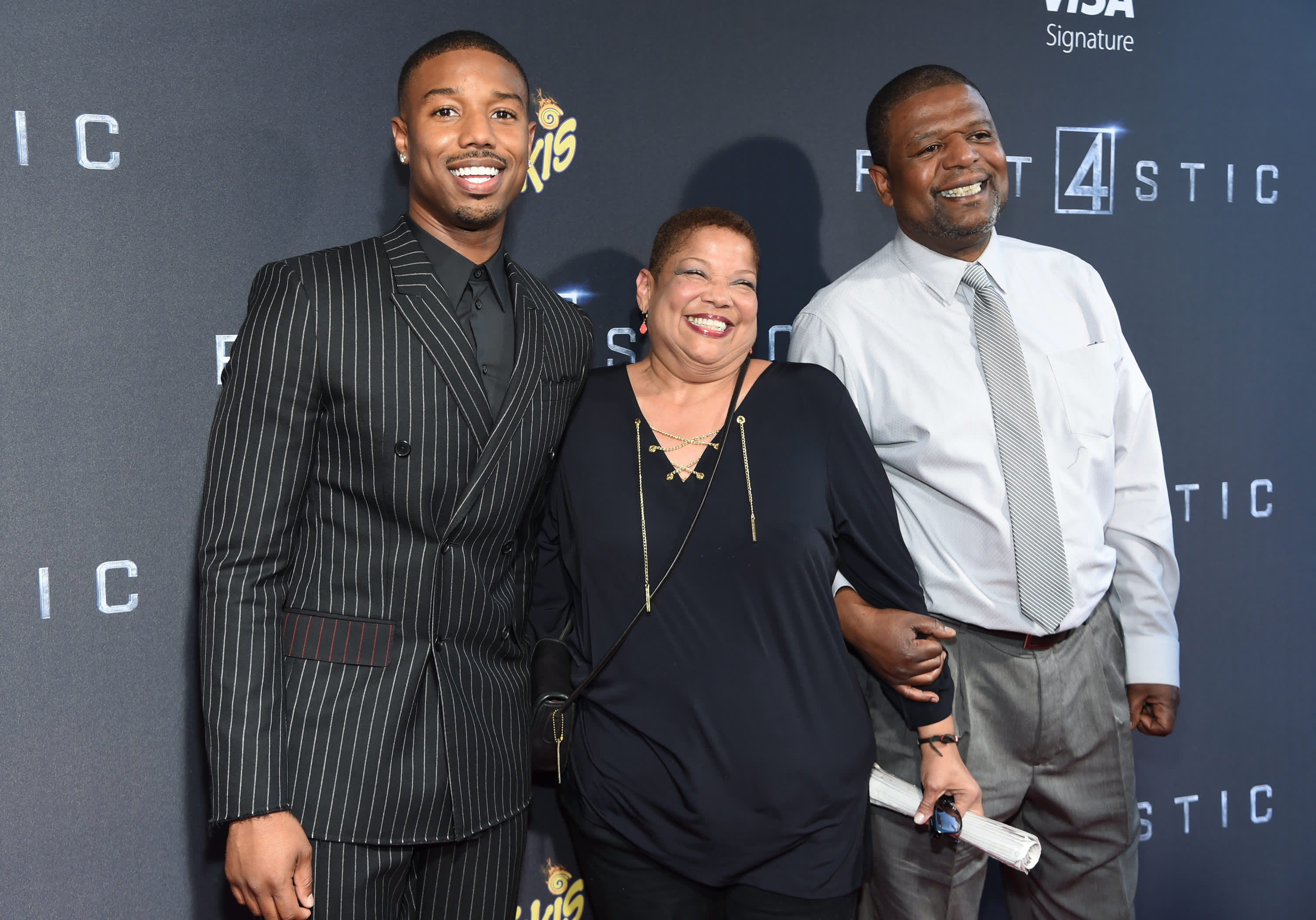 Black Panther Star Michael B Jordan Still Lives With His Parents