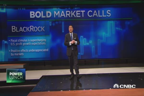 Three bold market calls on where to go from here