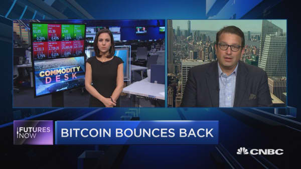 Here's what's behind bitcoin's bounce back