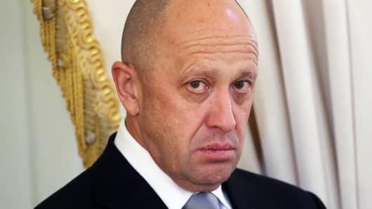 Yevgeny Prigozhin