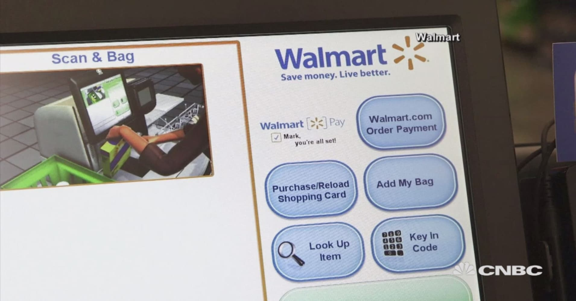 Walmart has a big year of e-commerce investments planned