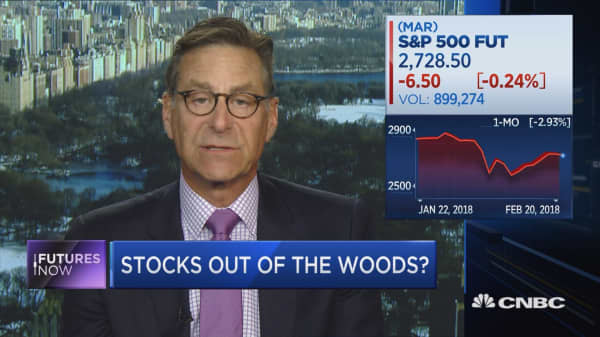 If Trump turbo-charges economy, Jack Ablin warns stocks will run into trouble