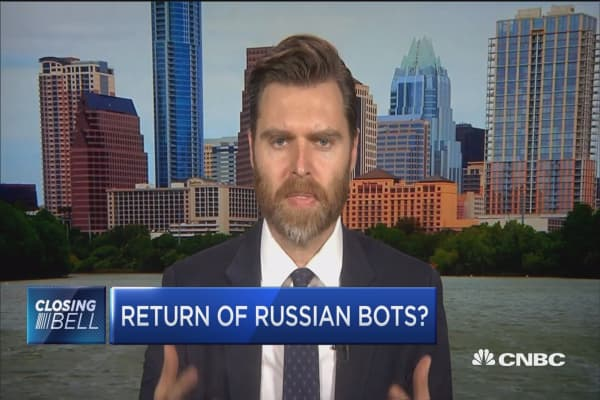 Media is in very difficult position with Russian bots: Expert