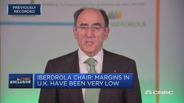 Iberdrola chairman: