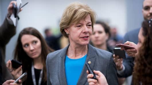 Sen. Tammy Baldwin, D-Wisc.