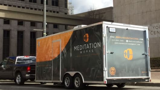 Meditation Works operates in the Detroit metro area.
