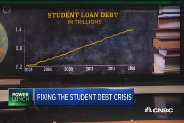 New rules could be in the works for student loan debt
