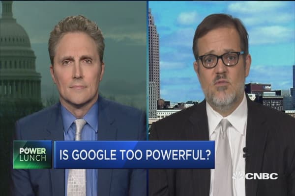 Experts debate if it's time to break up Google