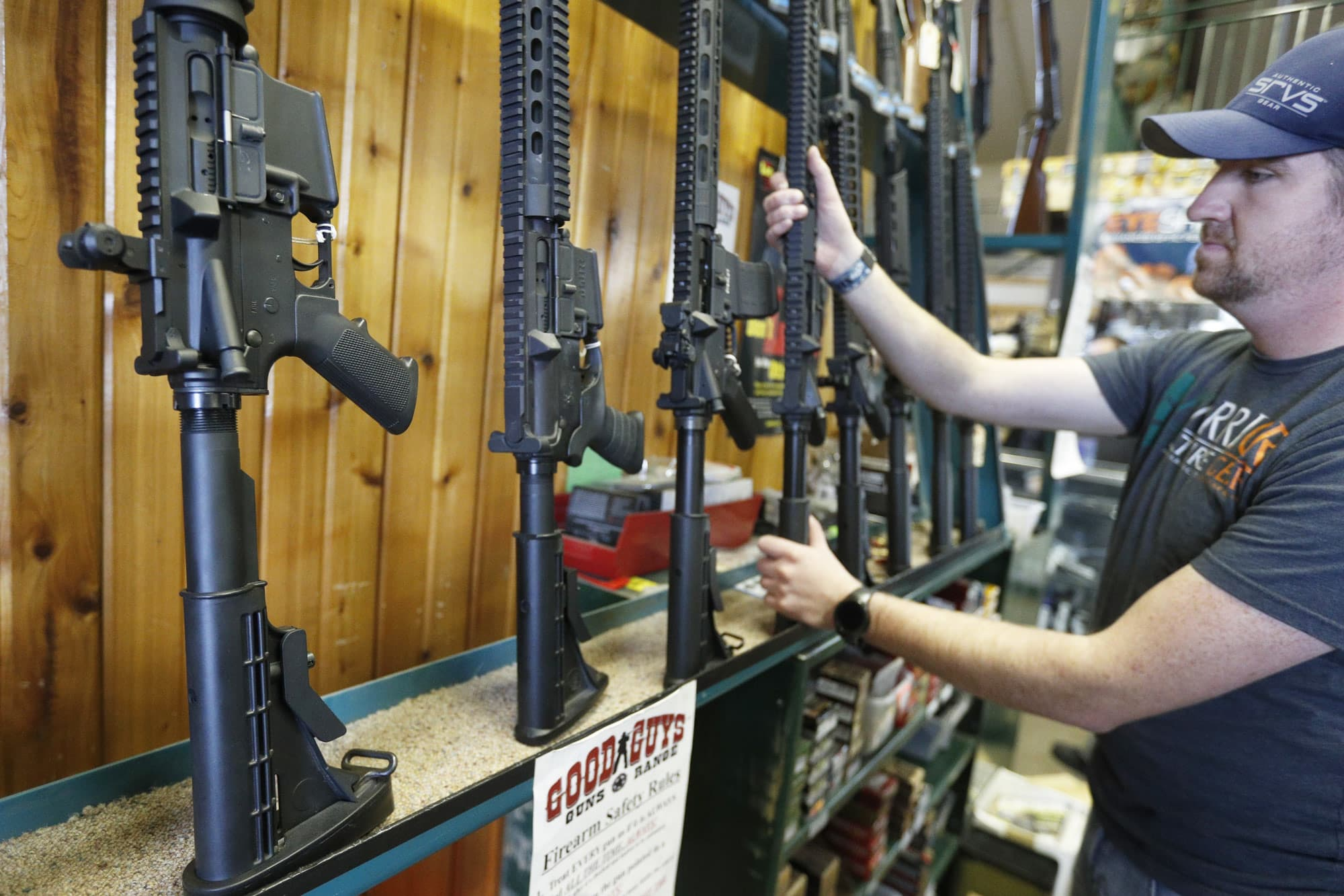 definition of what's an 'assault weapon' is a very contentious issue