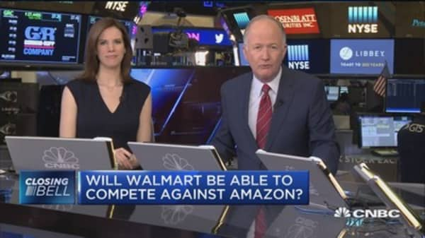 Expert says Walmart stock is a bargain now