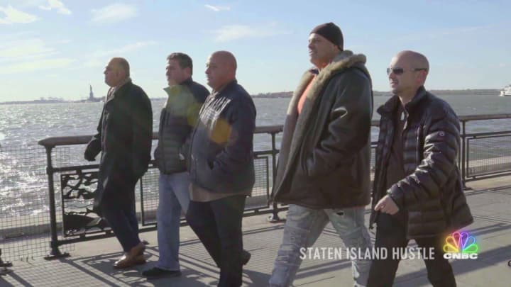 Hustlers are born every day, but none are like these five guys from Staten Island