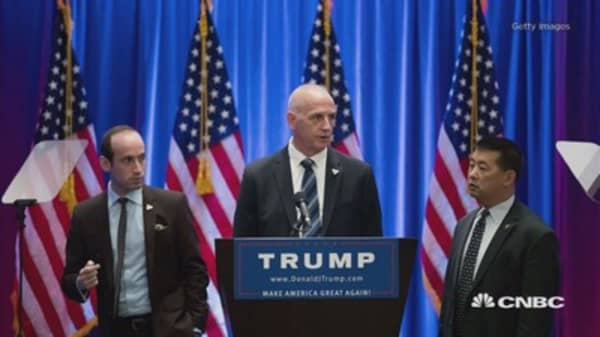 Trump's former bodyguard makes $15,000 a month from a GOP 'slush fund'
