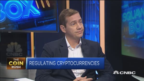 Cryptocurrency rules needed as we are past 'point of inflection'